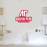 2 ft x 2 ft Fan WallSkinz-AP Austin Peay Governors - Official Athletic Logo