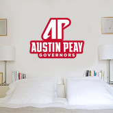 3 ft x 3 ft Fan WallSkinz-AP Austin Peay Governors - Official Athletic Logo