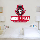 3 ft x 3 ft Fan WallSkinz-Governor Austin Peay Governors