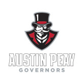 Small Decal-Governor Austin Peay Governors