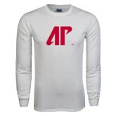 White Long Sleeve T Shirt-AP