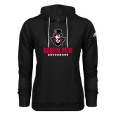 Adidas Climawarm Black Team Issue Hoodie-Governor Austin Peay Governors