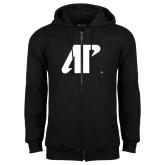 Black Fleece Full Zip Hood-AP