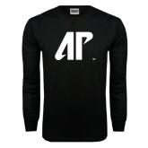 Black Long Sleeve TShirt-AP