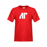Youth Red T Shirt-AP