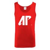 Red Tank Top-AP
