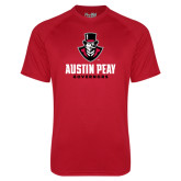Under Armour Red Tech Tee-Governor Austin Peay Governors