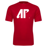 Syntrel Performance Red Tee-AP