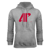 Grey Fleece Hood-AP