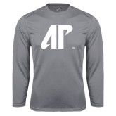 Syntrel Performance Steel Longsleeve Shirt-AP
