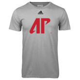 Adidas Climalite Sport Grey Ultimate Performance Tee-AP