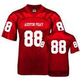 Replica Red Adult Football Jersey-#88