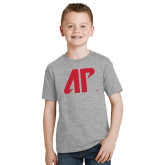 Youth Grey T-Shirt-AP
