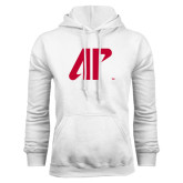 White Fleece Hood-AP