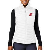 Columbia Mighty LITE Ladies White Vest-AP
