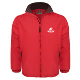 Red Survivor Jacket-AP Austin Peay Governors - Official Athletic Logo