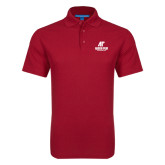 Red Dry Zone Grid Polo-AP Austin Peay Governors - Official Athletic Logo