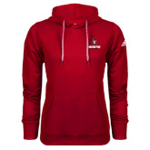 Adidas Climawarm Red Team Issue Hoodie-Governor Austin Peay Governors