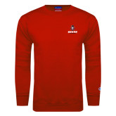 Red Fleece Crew-Governor Austin Peay Governors