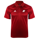 Adidas Climalite Red Jaquard Select Polo-AP