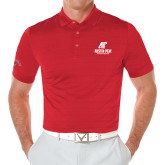 Callaway Opti Vent Red Polo-AP Austin Peay Governors - Official Athletic Logo