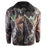 Mossy Oak Camo Challenger Jacket-AP Austin Peay Governors - Official Athletic Logo