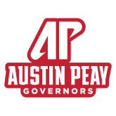Extra Large Magnet-AP Austin Peay Governors - Official Athletic Logo