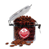 Almond Bliss Round Canister-AP Austin Peay Governors - Official Athletic Logo