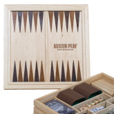Lifestyle 7 in 1 Desktop Game Set-Austin Peay Governors Flat Engraved