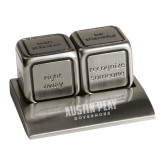 Icon Action Dice-Austin Peay Governors Flat Engraved
