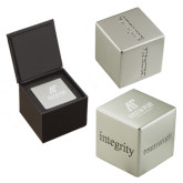 Icon Inspiration Cube-AP Austin Peay Governors - Official Athletic Logo Engraved