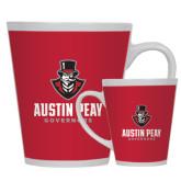 12oz Ceramic Latte Mug-Governor Austin Peay Governors
