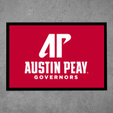 Full Color Indoor Floor Mat-AP Austin Peay Governors - Official Athletic Logo