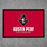 Full Color Indoor Floor Mat-Governor Austin Peay Governors