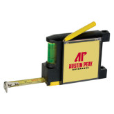 Measure Pad Leveler 6 Ft. Tape Measure-AP Austin Peay Governors - Official Athletic Logo