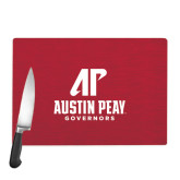 Cutting Board-AP Austin Peay Governors - Official Athletic Logo