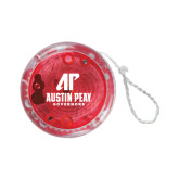 Light Up Red YoYo-AP Austin Peay Governors - Official Athletic Logo