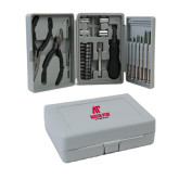 Compact 26 Piece Deluxe Tool Kit-AP Austin Peay Governors - Official Athletic Logo