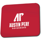 Full Color Mousepad-AP Austin Peay Governors - Official Athletic Logo