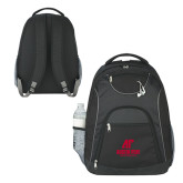 The Ultimate Black Computer Backpack-AP Austin Peay Governors - Official Athletic Logo