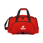 Challenger Team Red Sport Bag-AP Austin Peay Governors - Official Athletic Logo