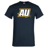 Navy T Shirt-AU