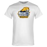 White T Shirt-Primary Mark