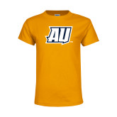 Youth Gold T Shirt-AU