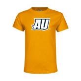 Youth Gold T Shirt-AU