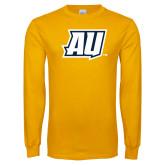 Gold Long Sleeve T Shirt-AU