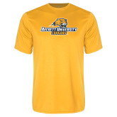 Syntrel Performance Gold Tee-Averett University Cougars