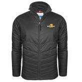 Columbia Mighty LITE Charcoal Jacket-Averett University Cougars