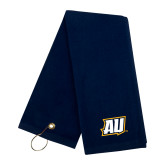 Navy Golf Towel-AU