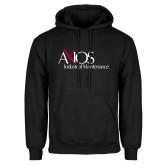 Black Fleece Hoodie-AXIOS Industrial Maintenance